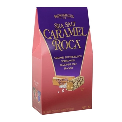 Picture of Brown & Haley Sea Salt Caramel Roca Gable Box 5Oz *8