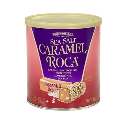 Picture of Brown & Haley Canister Sea Salt Caramel Roca 10 Oz *9