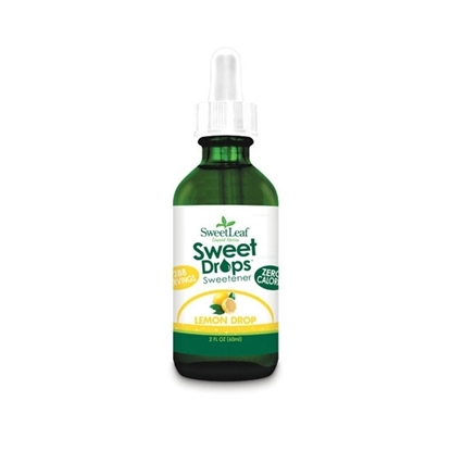 Picture of Sweet Leaf Stevia Lemon Drop 2oz*12
