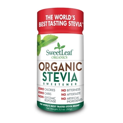 Picture of Sweet Leaf Stevia Organic Powder3.2 Oz*12