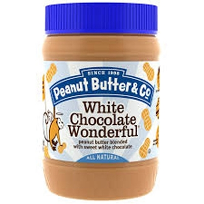Picture of Peanut Butter White Chocolate Wonderful (16 OZS x 12)