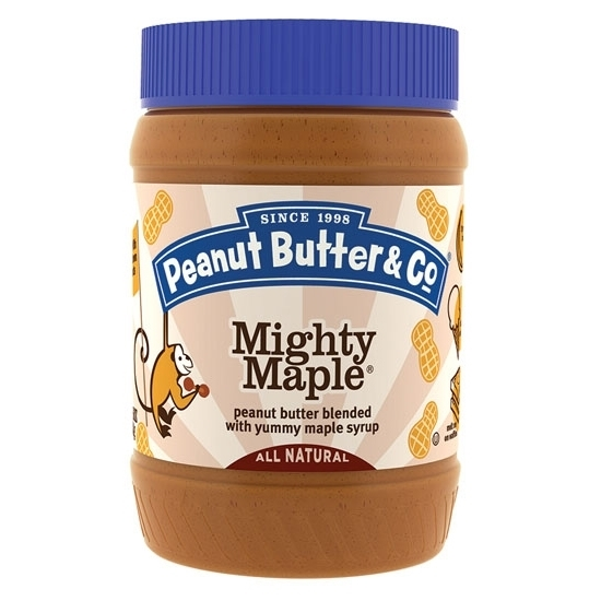 Picture of Peanut Butter Mighty Maple (16 OZS x 12)