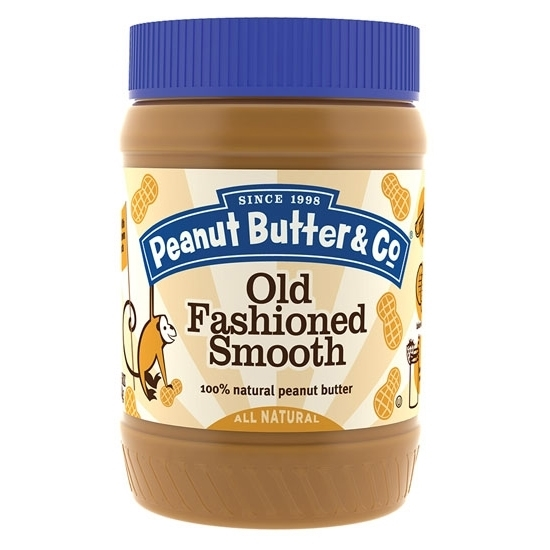 Picture of Peanut Butter Old Fashion Smooth Operator (16 OZS x 12)
