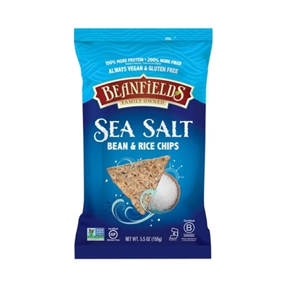 Picture of Beanfields Sea Salt ( 5.5 OZS X 6)