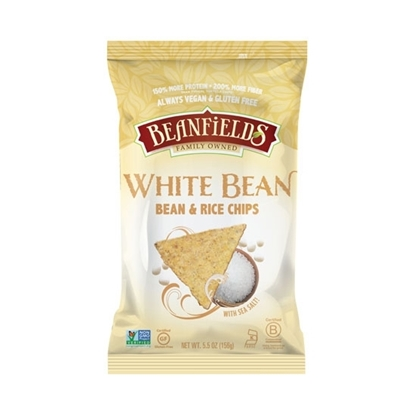 Picture of Beanfields White Bean With Sea Salt ( 5.5 OZs *6 )