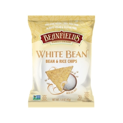 Picture of Beanfields White Bean With Sea Salt (1.5 OZs *24 )