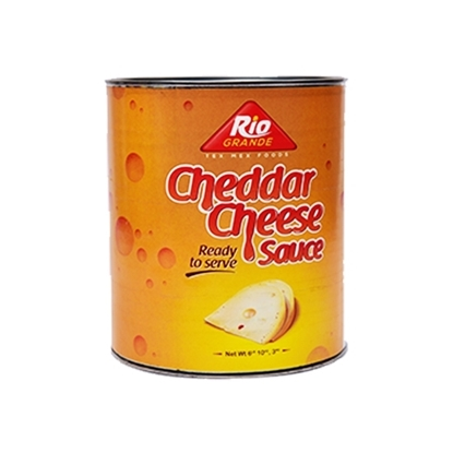Picture of Cheddar Cheese Sauce 6 X 3 KG- Rio Grande