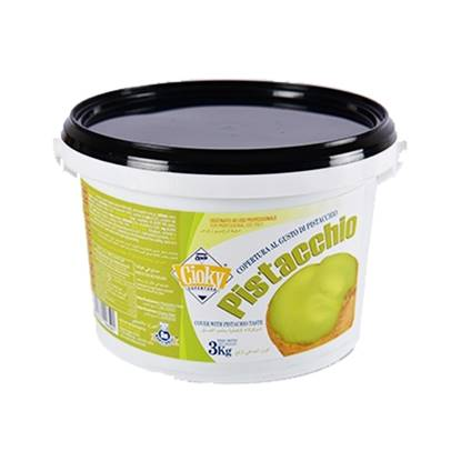 Picture of Pistachio Paste 6 Kg