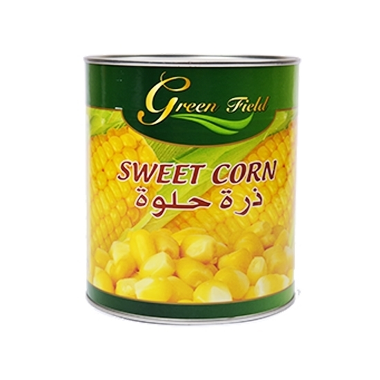 Picture of SWEET KERNEL CORN IN BRINE 6*2950g