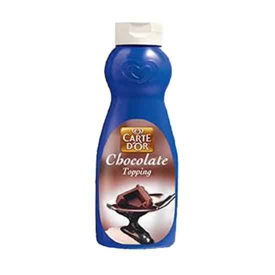 صورة كارت دور توبينج الشوكولاته ٦×١ لتر