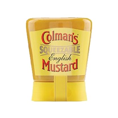 Picture of Colman's English Squeezable Mustard (6x150g)