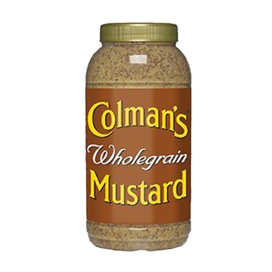 Picture of Colman's Wholegrain Mustard (2x2.25L)