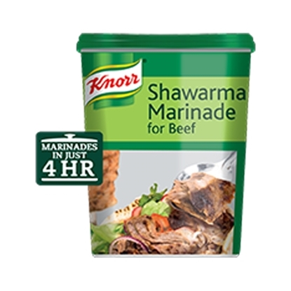 Picture of Knorr Beef Shawarma Marinade (6x750g)