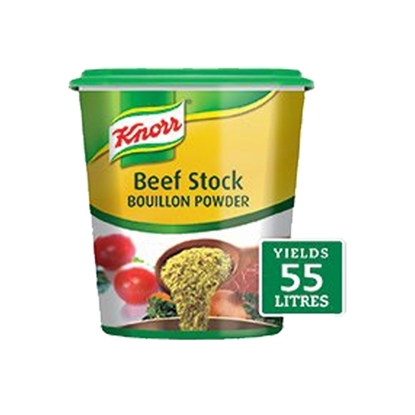 Picture of Knorr Beef Stock Powder (6x1100g)