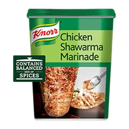 Picture of Knorr Chicken Shawarma Marinade (6x750g)