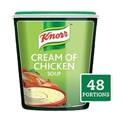 Picture of Knorr Cream of Chicken Soup (6x720g)