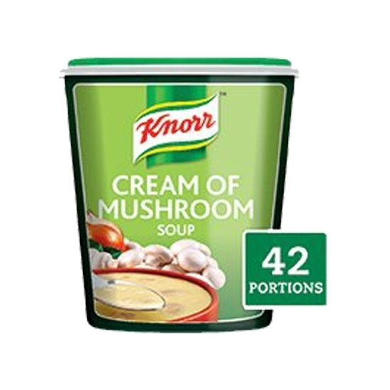 Picture of Knorr Cream of Mushroom Soup (6x700g)