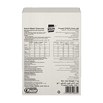 Picture of Knorr Mash Granules (1x7Kg)