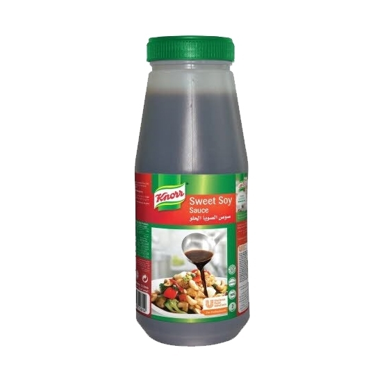Picture of Knorr Premium Dark Soy Sauce (6x2L)