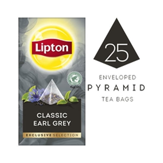 Picture of Lipton Classic Earl Grey (6x25 pyramid tea bags)