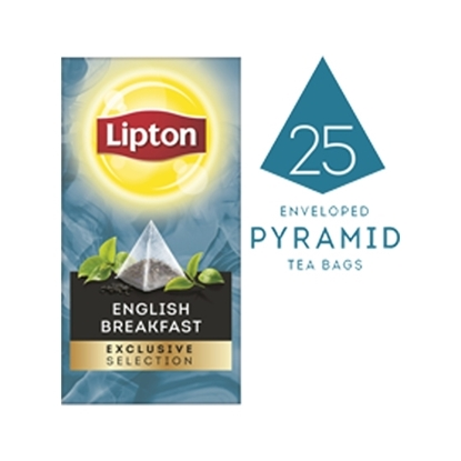 Picture of Lipton English Breakfast (6x25 pyramid tea bags)