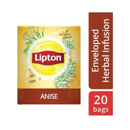 Picture of Lipton Herbal Infusion Anise (16x20 teabags)