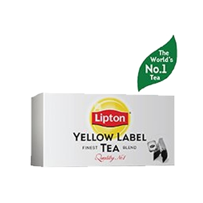 Picture of Lipton Yellow Label Black (600 teabags)