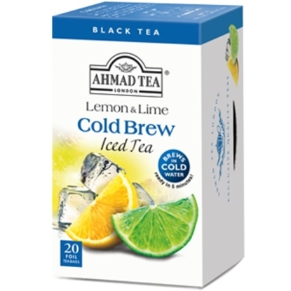 Picture of Ahmad Tea - Cold Brew - Limon&Lime 20x2g