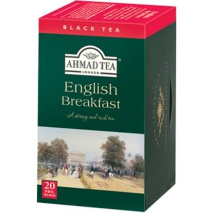 Picture of Ahmad Tea-English Breakfast Blk T20*2g*6