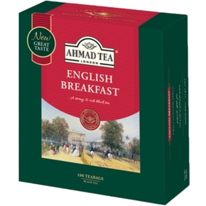 Picture of Ahmad Tea - English Breakfast- 100*2g