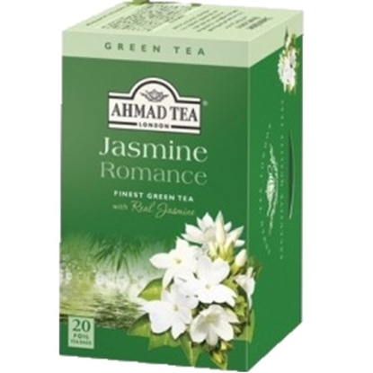 Picture of Ahmad Tea - Jasmine Romance 20x2g