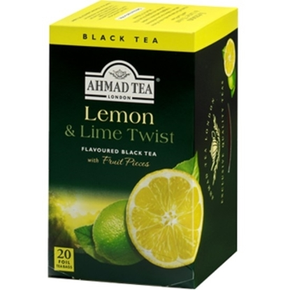 Picture of Ahmad Tea - Lemon&Lime Twist 20x2g