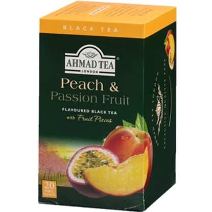 Picture of Ahmad Tea - Peach&Passion Fruit 20x2g