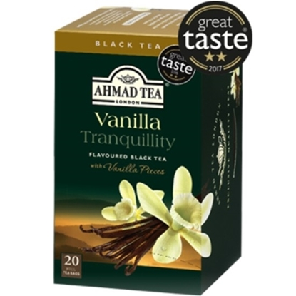 Picture of Ahmad Tea - Vanilla Tranquillity 20x2g