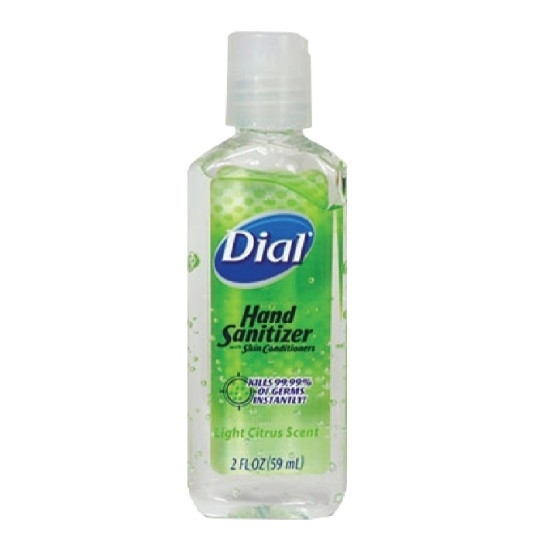 Picture of Dial-Hand Sanitizer-Light Citrus scent 59ml