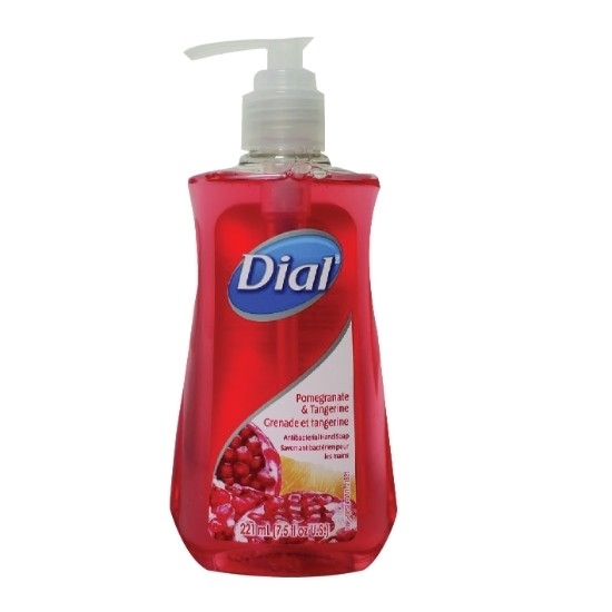 Picture of Dial-Liquid Hand Soap-Pomegrenate&Tangrine-221ml