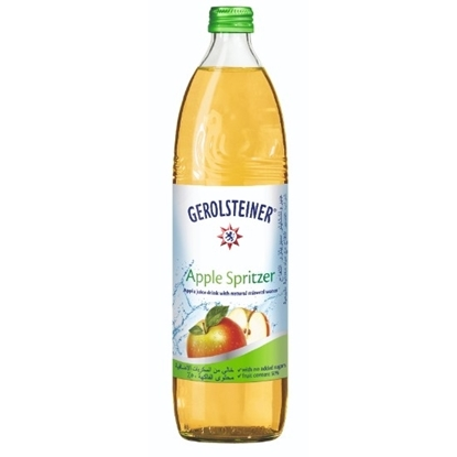 Picture of Gerolsteiner Apple Spritzer 750ml x 15 Bottle