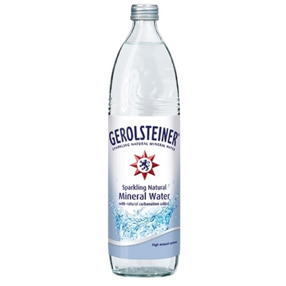 Picture of Gerolsteiner Sparkling Water 750 ML x 15 Bottle