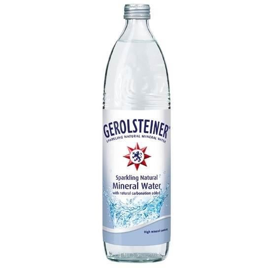 Picture of Gerolsteiner Sparkling Water 750 ML x 15 Bottle