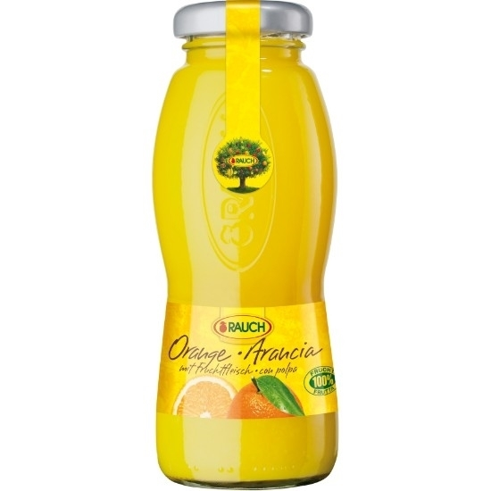 Picture of RAUCH Orange with Pulp Juice 200ML