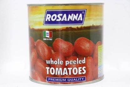 Picture of Rossanna Peeled Tomato( 6Tin * 2650 GM )