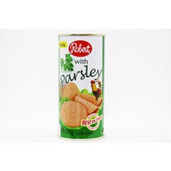 Picture of Robert Chicken Luncheon Meat With Parsley  ( 8 Cans * 575 GM )