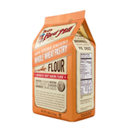 Picture of BRM  WHOLE WHEAT PASTRY FLOUR 5LBS