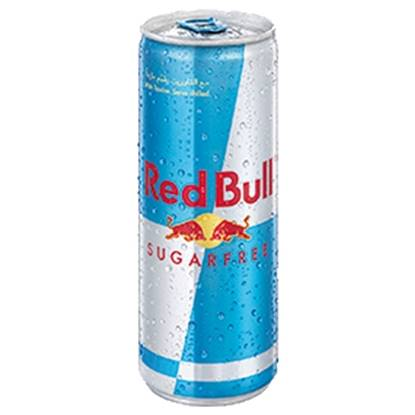 Picture of Red Bull energy drink sugar free 250 ML