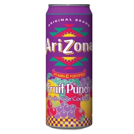 Picture of Arizona Can Fruit Punch 680ml