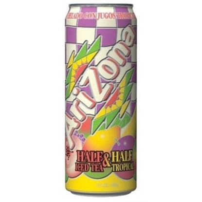 Picture of Arizona Half Iced Tea&Half Tropical 680ml