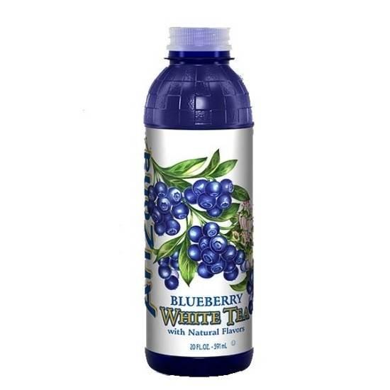 Picture of Arizona Blueberry White Tea 591ml