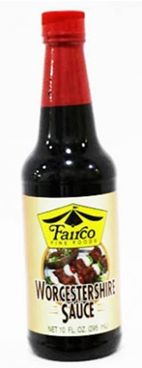 Picture of Fairco Worcestershire Sauce ( 12 Jar * 295 ML )