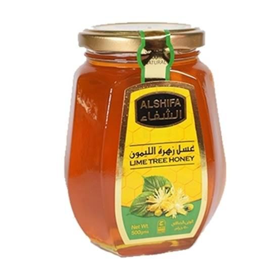 صورة عسل الشفاء الليمون ( 125 جم * 24 برطمان )