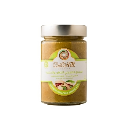 Picture of COAT & FILL Fresh Pistachio Spread & Fill 230gr